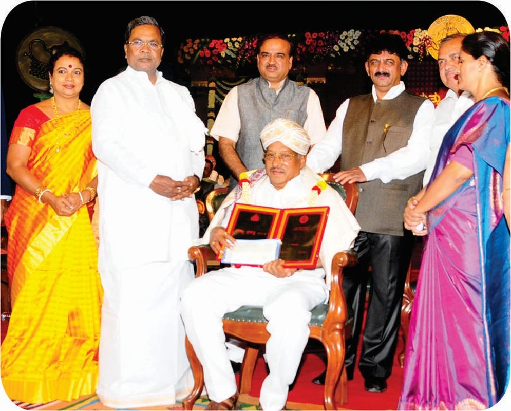 Shri Jaya C Suvarna Photo 2