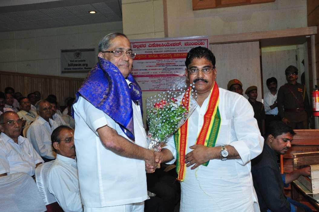 Shri. Vasudev R Kotian